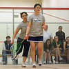 Kristine So (Notre Dame) and Violetta Shubayeva (Drexel)