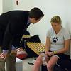Allen Fitzsimmons coaching Shara Robertson