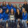 Wellelsey team celebrate Ashley Steven's Wetzel Award