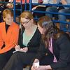 Gail Ramsay, Maura Myers, and Shona Kerr