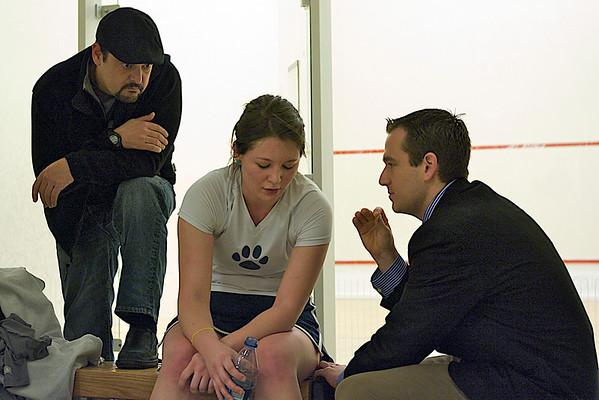 Allen Fitzsimmons coaching Hillela Simpson
