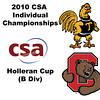 2010 CSA Individuals - Holleran Cup (B Div) Round of 16: JoAnn Jee (Trinity) and Jennifer Gemmell (Cornell)