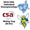 2010 CSA Individuals - Molloy Cup (B Div) Con Quarters: Juan Pablo Gaviria (Rochester) and Alex Gross (Tufts)