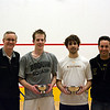 Stuart le Gassick (Brown), Brad Thompson(Brown), William Morris (Williams), Zafi Levy (Williams)