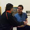 Princeton's Bob Callaham and Yale's Dave Talbott