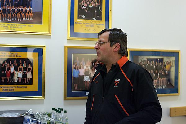 Princeton's Bob Callahan