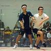 John Roberts (Yale) and Randy Lim (Trinity)