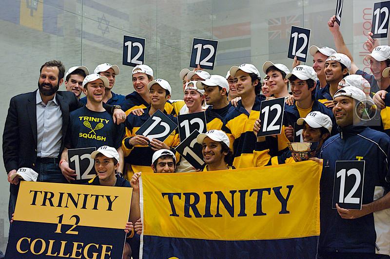 2010 College Squash Men's National Team Championship