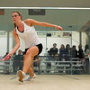 Hannah Conant (Dartmouth) and Monica Wlodarczyk (Bowdoin)<br /> <br /> Published on page 9 of the 2011 Women's College Squash Association National Team Championship Program.
