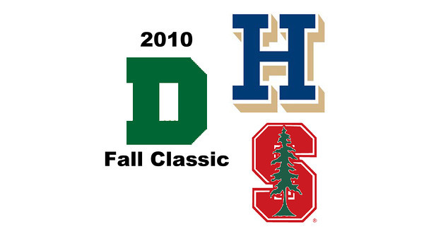 2010 Dartmouth Fall Classic: Samuel Gould (Stanford) and Martin Bawden (Hamilton)