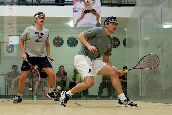 Thomas Mattsson (Penn) and Chris Hanson (Dartmouth)