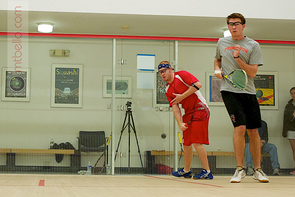 Steven Peever  (Cornell) and Steve Harrington (Princeton)