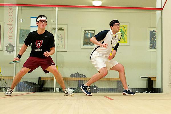 Chris Plimpton  (Yale) and Zeke Scheri (Harvard)