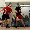 Alex Dodge (St. Lawrence) and Dale Kobrin (Wesleyan)