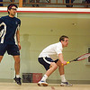 Juan Lopez (F&M) and Alex Fulton (Colby)