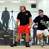 Chase Hochman (Wesleyan) and Player Haynes (George Washington)