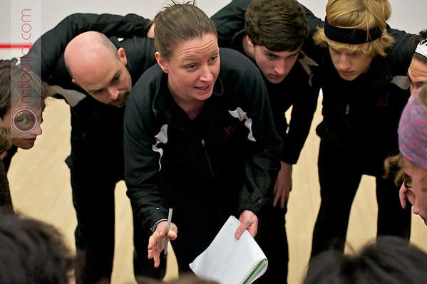Shona Kerr and the Wesleyan Team