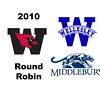 2010 Wesleyan Round Robin: Abigail Jenkins (Middlebury) and Emma Haley (Wellesley)