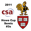 2011 Howe Cup - Semis - #3s: Jennifer Pelletier (Trinity) and Alisha Mashruwala (Harvard)