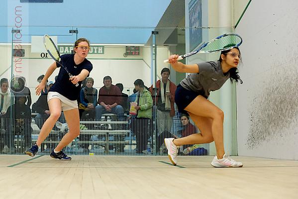 Randima Ranaweera (Mount Holyoke) and Kathryn Bostwick (Middlebury)