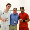 Clay Blackiston (Princeton), Craig Thorpe-Clark, and Rishi Jalan (Cornell)