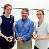Kathryn Bostwick (Middlebury), Craig Thorpe-Clark, and Carolyn Tilney (Brown)