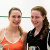 2011 Holleran Cup Final: Katie Giovinazzo (Princeton) and Alexandra Sawin (Princeton)