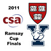 2011 Ramsay Cup - Finals: Millie Tomlinson (Yale) and Laura Gemmell (Harvard)<br /> <br /> Game 2
