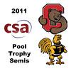 2011 Pool Trophy - Semis: Nicholas Sachvie (Cornell) and Andres Vargas (Trinity)<br /> <br /> Game 2