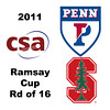 2011 Ramsay Cup - Round of 16: Nabilla Ariffin (Penn) and Pamela Chua (Stanford)