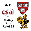2011 Molloy Cup - Round of 32: Juan Flores (Trinity) and Alexander Ma (Harvard)