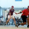 Vir Seth (St. Lawrence) and West Hubbard (MIT)<br /> <br /> Published on page 21 of Squash Magazine (December 2013)