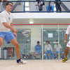 Thomas Galluccio (Columbia) and Avi Bhavnani (Brown)  - 2011 Ivy League Scrimmages