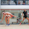 Courtney Jones (Penn) and Nicole Bunyan (Princeton)  - 2011 Ivy League Scrimmages