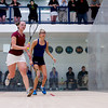 Rhetta Nadas (Yale) and Haley Mendez (Harvard)  - 2011 Ivy League Scrimmages