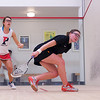 Daphne Rein-Weston (Princeton) and Leslie Gill (Penn)  - 2011 Ivy League Scrimmages