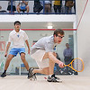 Brad Thompson (Brown) and Ramit Tandon (Columbia)  - 2011 Ivy League Scrimmages