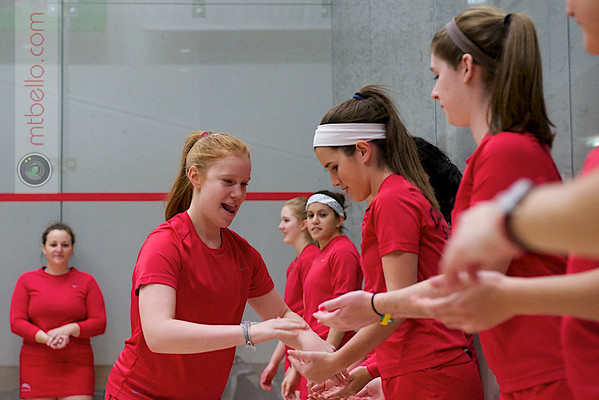 Lindsay Seginson (Cornell)  - 2011 Ivy League Scrimmages