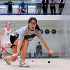 Mina Shakarshy (Brown) and Kate Calihan (Columbia)  - 2011 Ivy League Scrimmages