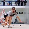 Mina Shakarshy (Brown) and Kate Calihan (Columbia)  - 2011 Ivy League Scrimmages
