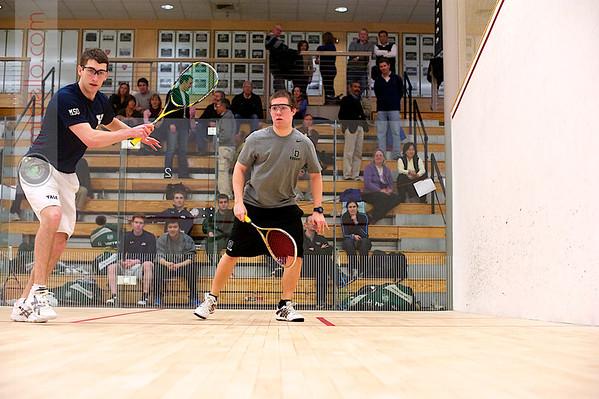 Brian O' Toole (Dartmouth) and John Fulham (Yale)