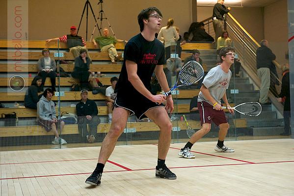 Zef Konst (Haverford) and Joshua Rosenblat (Boston College)