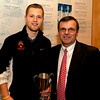 David Letourneau (Princeton) and Bob Callahan (Princeton) with the 2011 Skillman Award