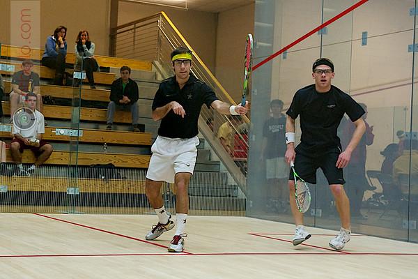 Michael Zomnir (MIT) and Tyler Kopp (Vanderbilt)