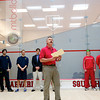 Cornell coach Mark Devoy