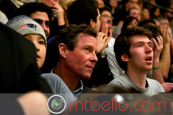 Yale Coach Dave Talbott