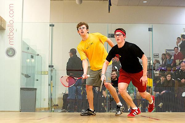 Ethan Moritz (Wesleyan) and Jack Ervasti (Williams)