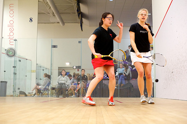 Kar-Anne Tan (Wesleyan) and Carolyn Kaemmer (Williams)