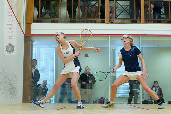 Laura Abrams (Conn College) and Elena Laird (Middlebury)