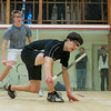 Charles Loesch-Quintin (Amherst) and Parker Hurst (Middlebury)<br /> <br /> Published on page 7 of the 2011 Men's College Squash Association National Team Championship Program.